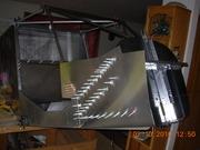 Forward fuselage sideskin added