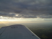 Over the CH 601 XL-B wing
