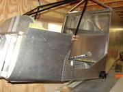 701 Scratch built fuselage