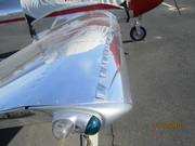 CH 601 wing with Vortex Generators
