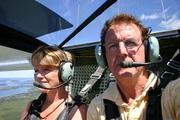 Flying back home 2008