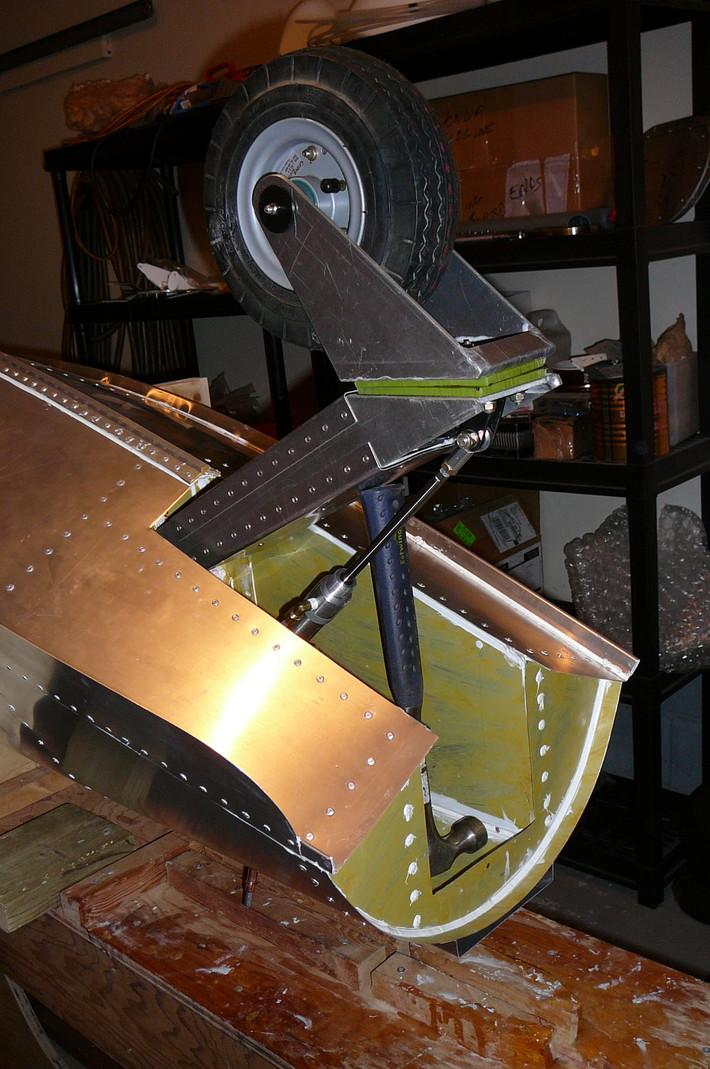 Zenith 1450 Amphib. Float Gear
