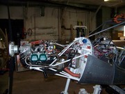 STOL CH 750 - Rotax 912 ULS engine installation