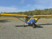 Zenith STOL CH 750 on gravel bar