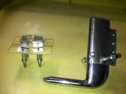 pitot tube extension top removed side view