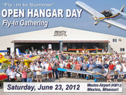 """""""Fly - In To Summer"""" Open Hangar Day"""