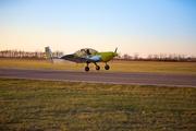 First Flight - N63PZ