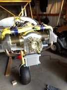 UL Power Engine on the STOL CH 750
