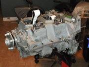 Continental C-85 engine