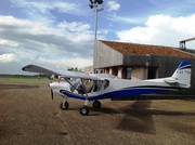 Zenair CH 750 STOL peinture Barge Aviation (4)'