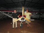 Zenith STOL CH 701 in Belize