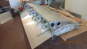 81B Right Wing nose skin fitted