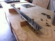 Rudder Build