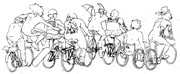 B-Ham Naked Bike Ride, 11th Annual!!