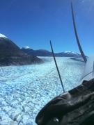 Glaciers...