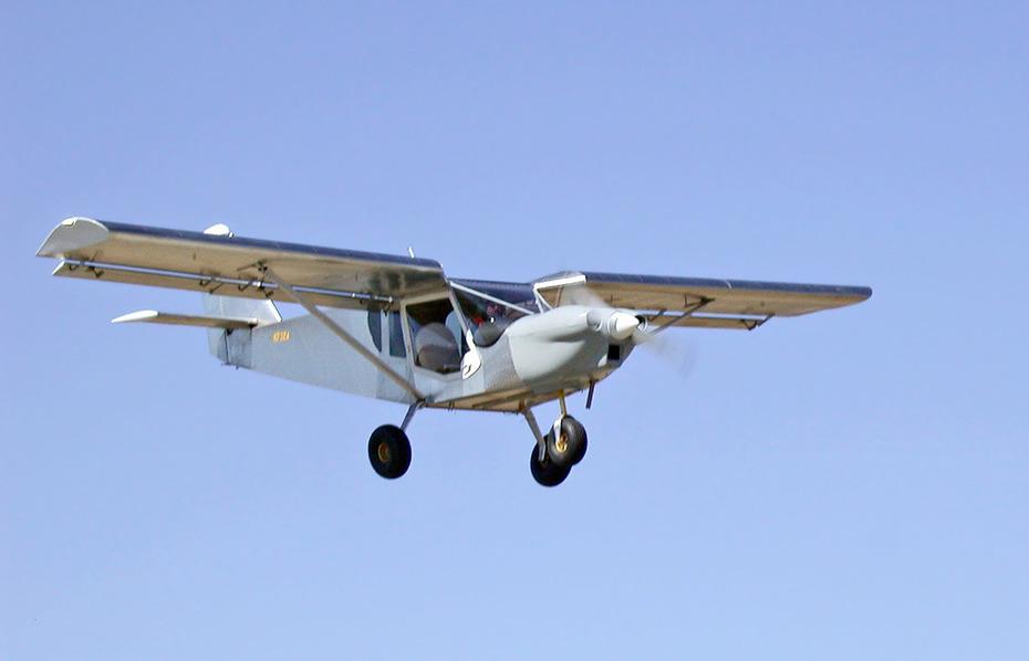 First Flight: Steve Towle's Zenith CH 750 Cruzer
