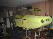 complet fuselage vew & tail