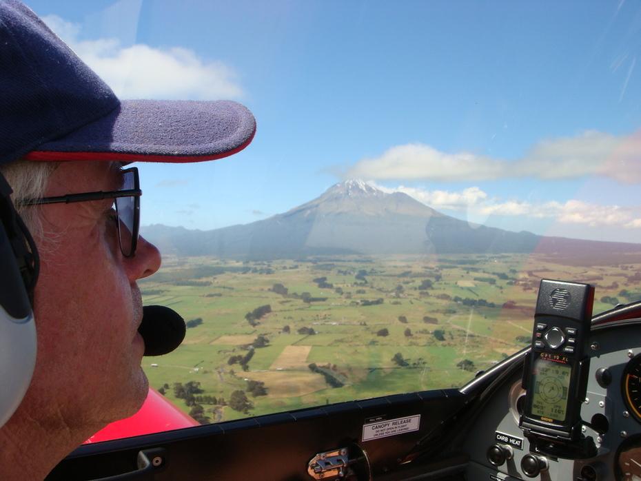 Flying Taranaki