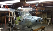 STOL CH 750 with Corvair installation