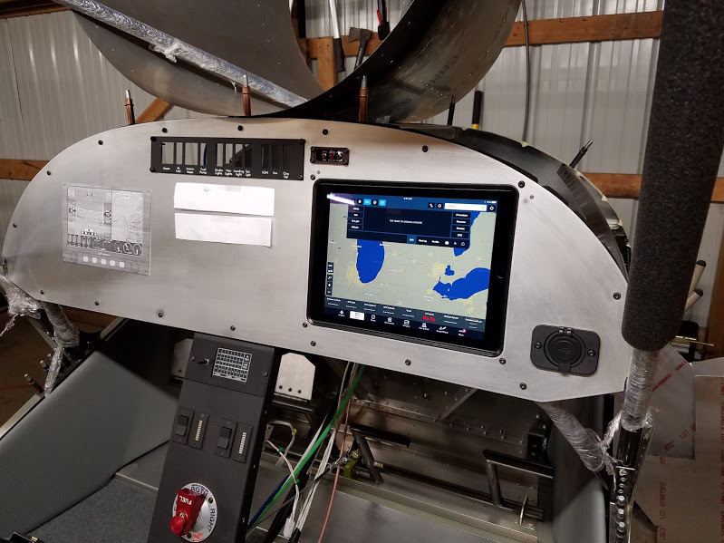 Custom instrument panel