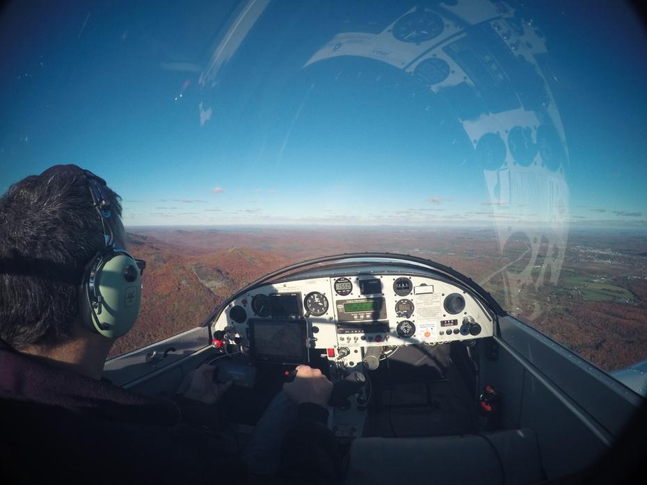 Flying my Zenith