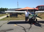 Zenith Smile Parry Sound Airport