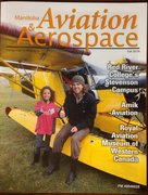 Manitoba Aviation and Aerospace Cover