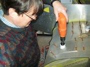 Drilling Main Gear Bearings