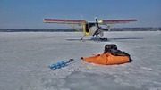Ice Fishing with the Zenith STOL