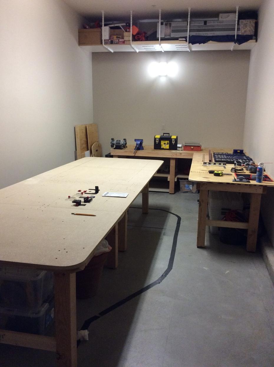 Workshop Ready to Go!