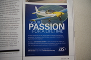 N63PZ EAA Lifetime Member Ad