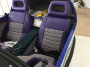Zenith CH 601XLB Seats
