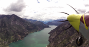 Down Lake Chelan