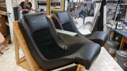 Zodiac 601 Seats 2