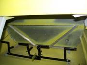 Rudder Peddle Installation