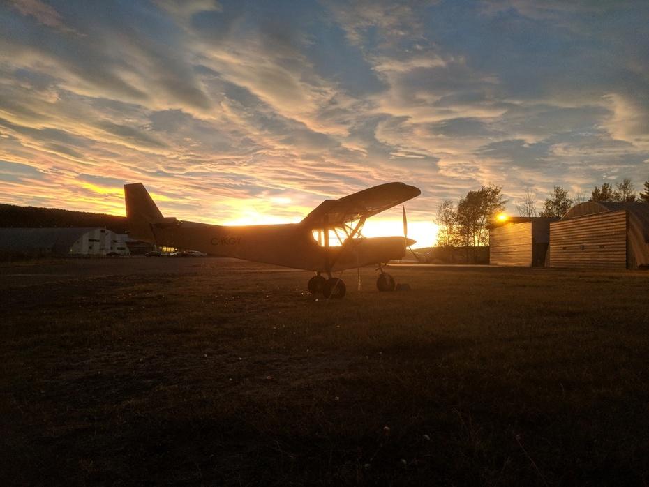 Cariboo - Sunset