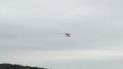 First flight - N6969