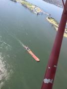 Chasing Tugboats !