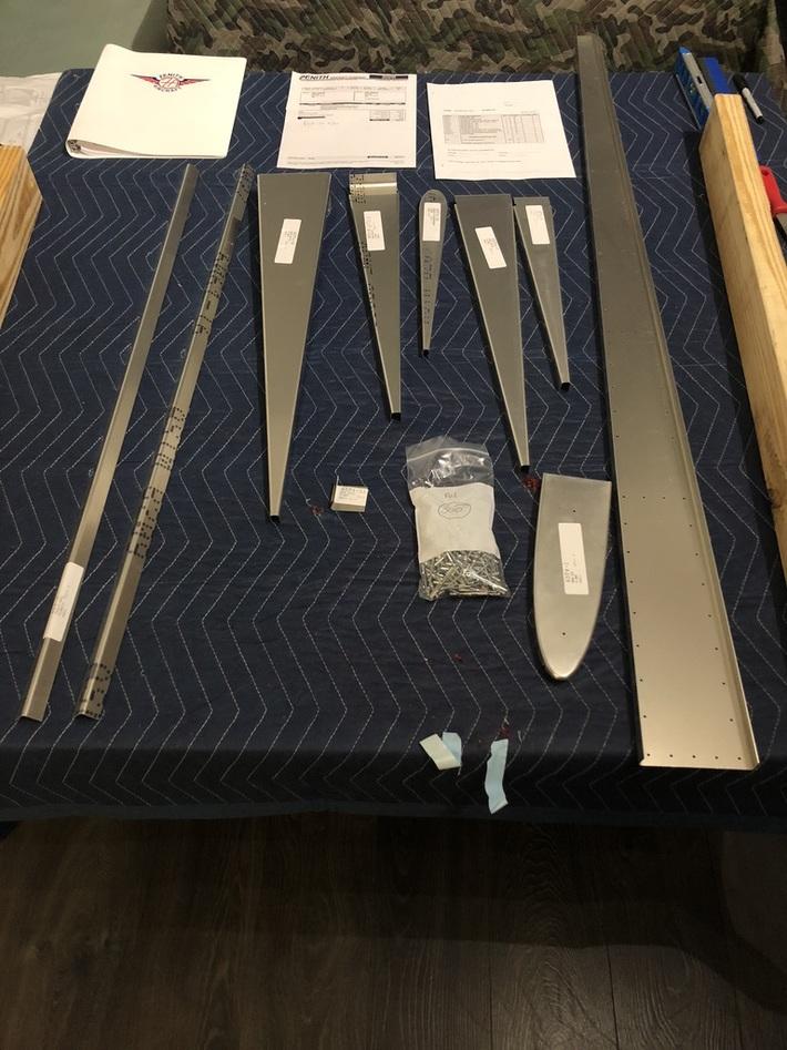 Rudder Kit