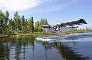 Bob Jones' STOL CH 701 on floats
