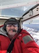 Lucas Silva at 20,000 feet