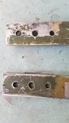 Right Wing Spar Stiffeners