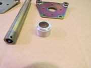 brake mounting plate problem