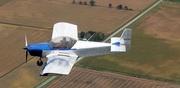 Flying the dream - loving it