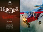 EAA Sport Aviation: Mark Phillips' STOL CH 701