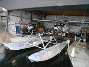 STOL CH 701 on Zenair floats