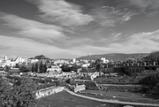 Η Αθήνα από τον Κεραμεικό.