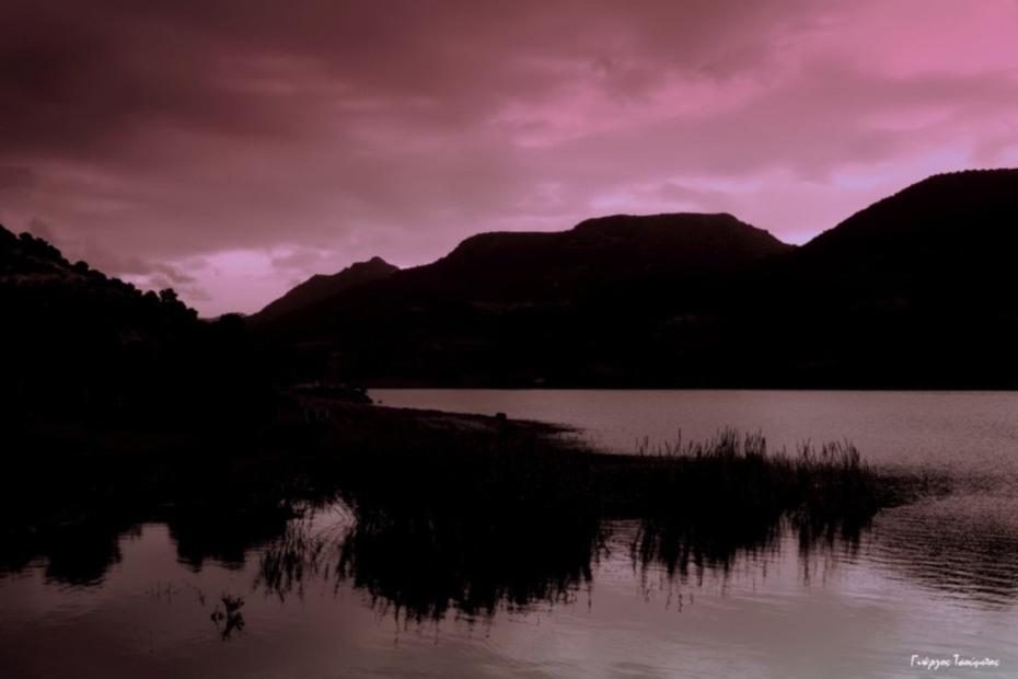 Άγγιγμα ψυχής...στή λίμνη