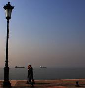 Μια βόλτα στο λιμάνι