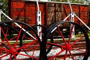 Το κοκκινο τραινο.